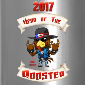 2017YearOfTheRooster - Travel Mug