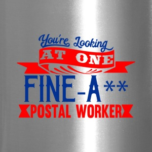 Fine-A** Postal Worker - Travel Mug