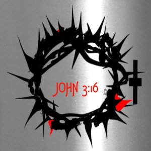 JOHN316 CROWN - Travel Mug
