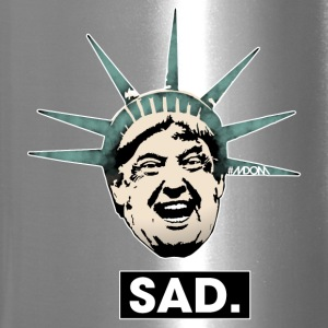 SAD Lady Liberty Trump - Travel Mug