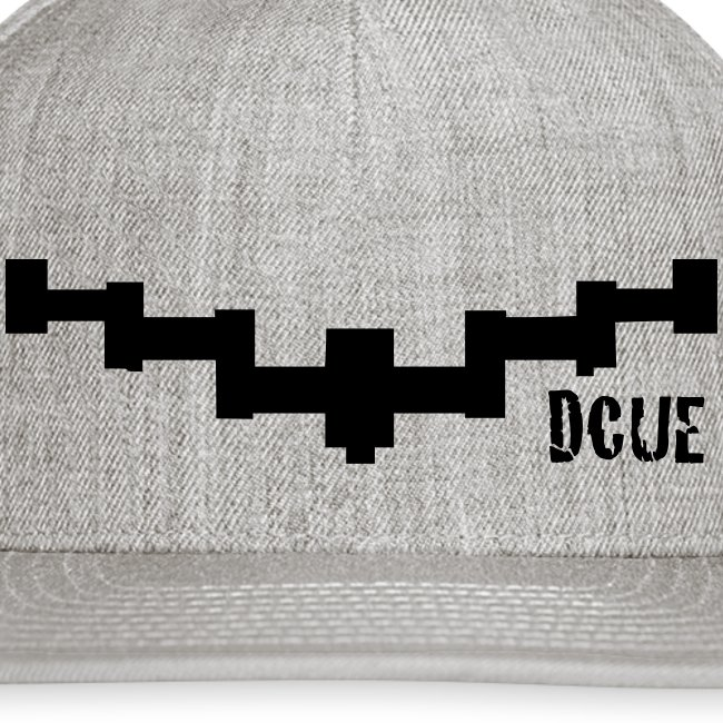 DCUE Kirk Logo Fill