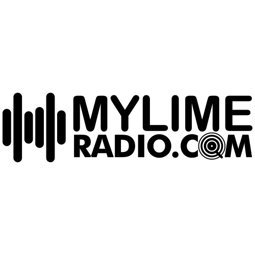 MyLimeRadio ALT LOGO (Solid) - Snapback Baseball Cap