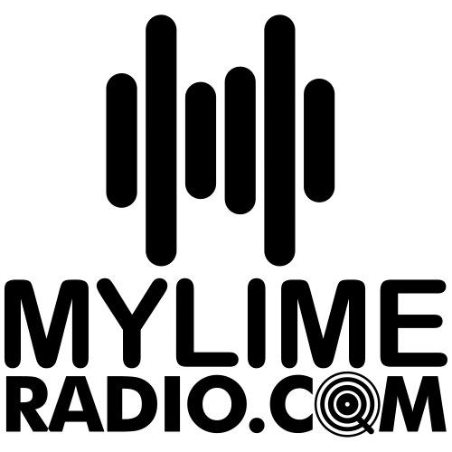 MyLimeRadio MAIN LOGO (Solid) - Snapback Baseball Cap