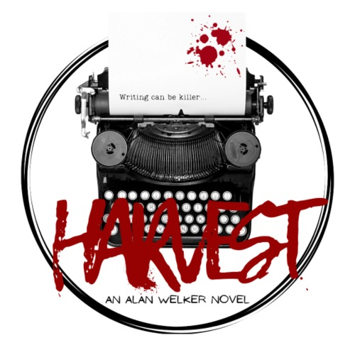 Harvest: Killer Writing - Snapback Baseball Cap