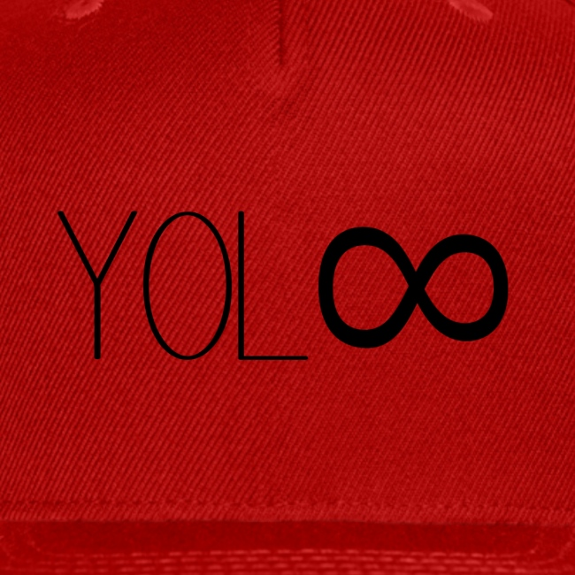 You Only Live Infinity