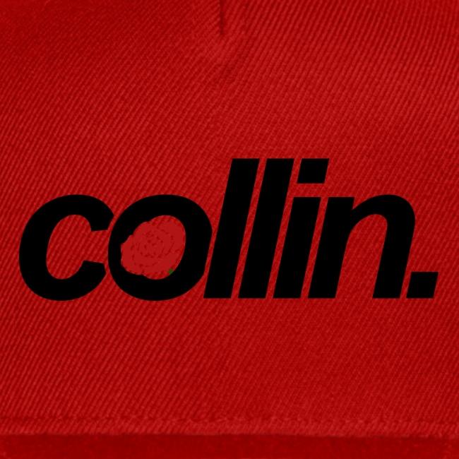Collin. (Black w/ Rose)
