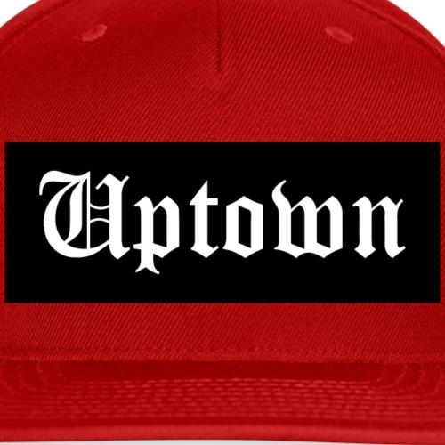 WeAllWeGot UptownBlock Compton Letters - Snap-back Baseball Cap