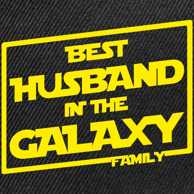 Best Husband In The Galaxy