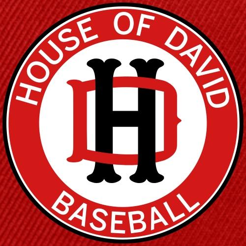 House of David Baseball Logo - Snapback Baseball Cap