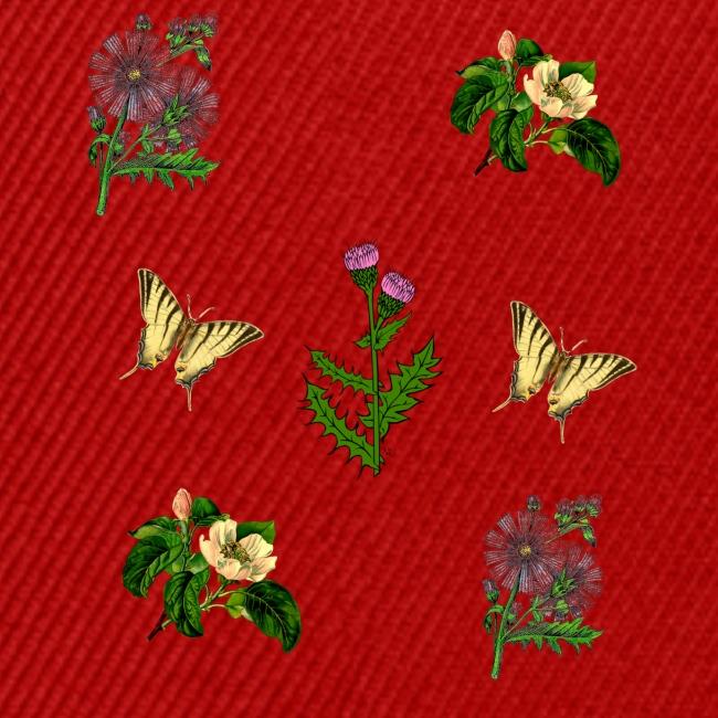 vintage bloom Botanical Design