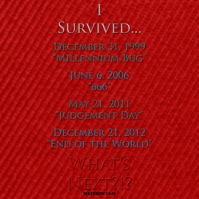 Survived... Whats Next?