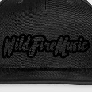 WildFireMusic - Snap-back Baseball Cap