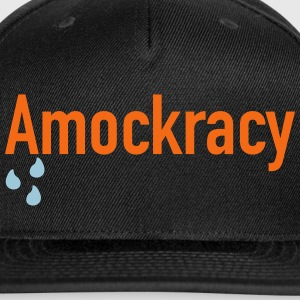 Amockracy - Snap-back Baseball Cap