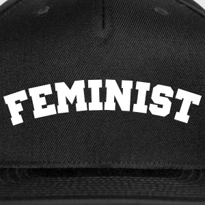 Feminist - Snap-back Baseball Cap