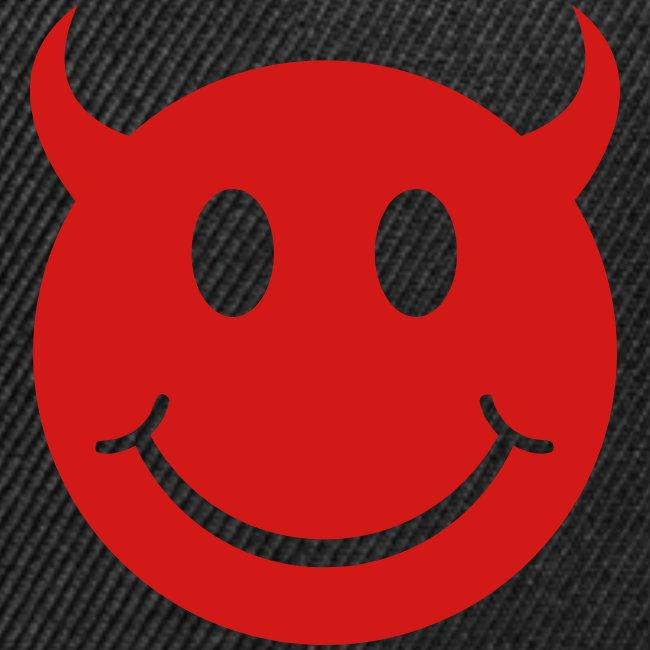 Smiley Devil Face