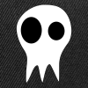 The Grims Skull Logo - Snap-back Baseball Cap