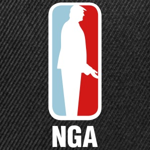 NGA - Snap-back Baseball Cap