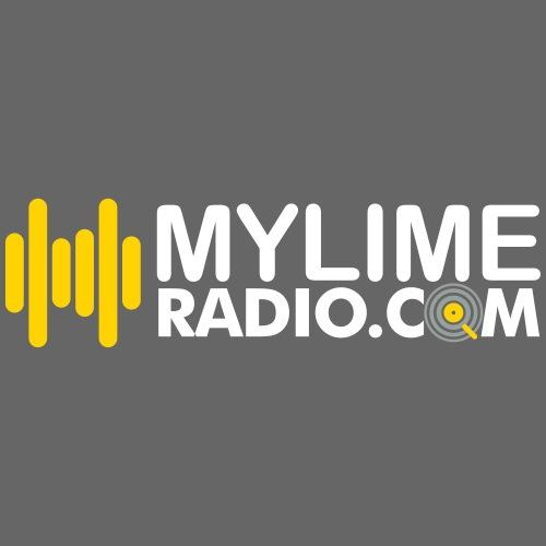 MyLimeRadio ALT LOGO (Tri Colour) - Snapback Baseball Cap