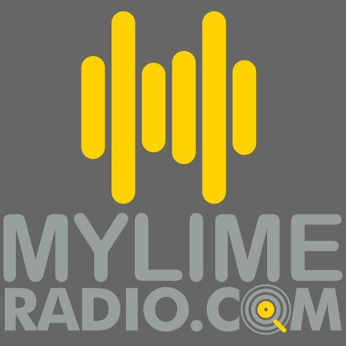 MyLimeRadio Main LOGO (Tri Colour) - Snapback Baseball Cap