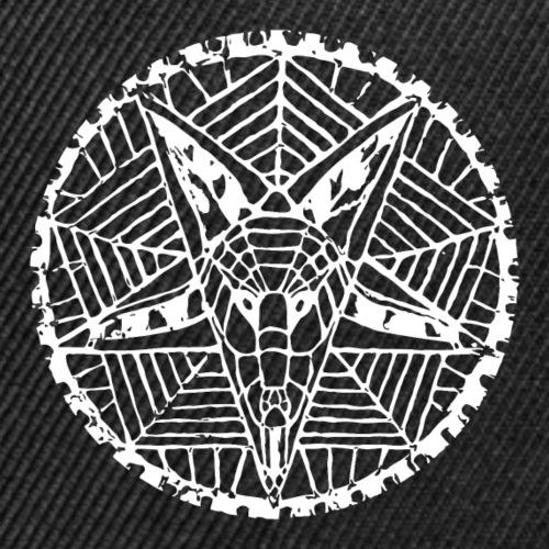 Corpsewood Baphomet - Snap-back Baseball Cap