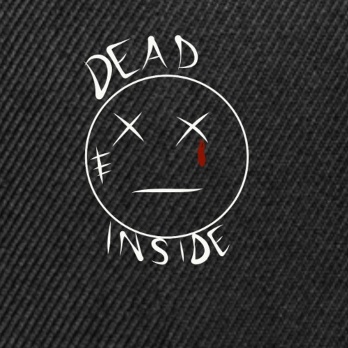 Dead Inside - Snap-back Baseball Cap