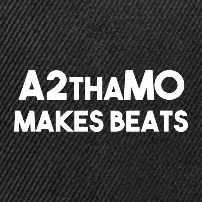 A2thaMoMakesBeats Logo White