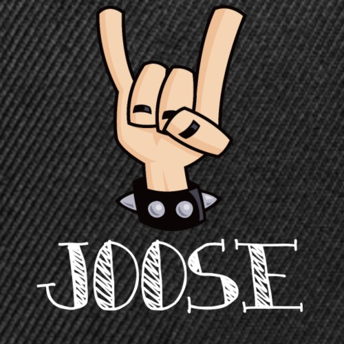 JOOSE HORNS - Snap-back Baseball Cap