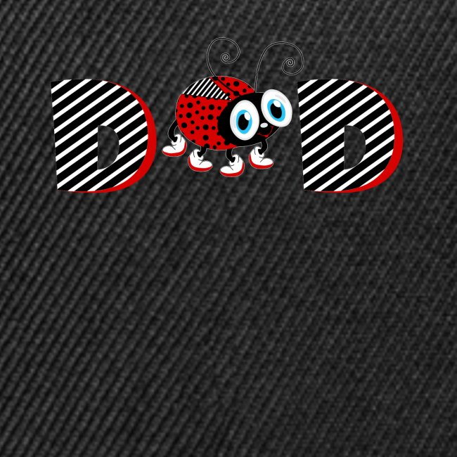 2nd Year Family Ladybug T-Shirts Gifts Dad