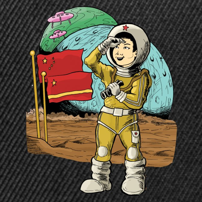 Chinese Space Boy
