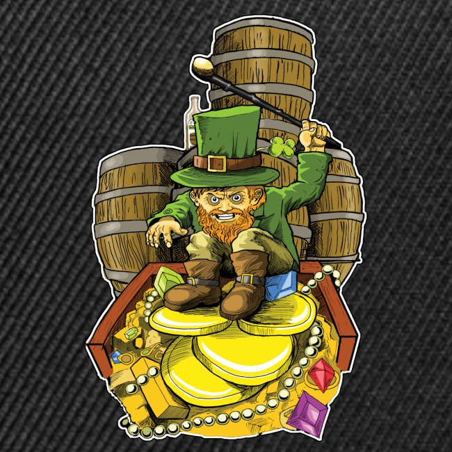 Angry Irish Leprechaun