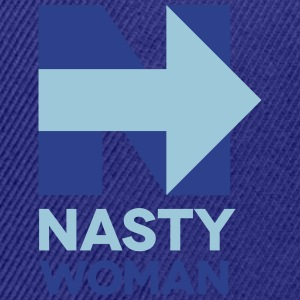 Nasty Woman - Snap-back Baseball Cap