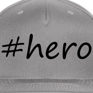 hero - Snap-back Baseball Cap