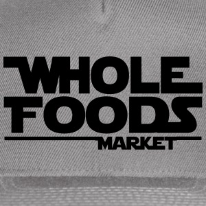 WHOLE_FOODS_STAR_WARS - Snap-back Baseball Cap