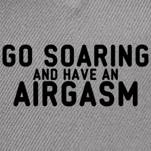 airgasm soaring - Snap-back Baseball Cap
