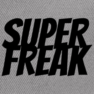 Super Freak - Snap-back Baseball Cap