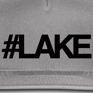 #Lake - Snap-back Baseball Cap