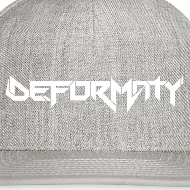 Deformaty logo hat