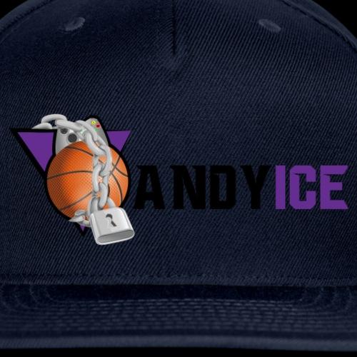 Andy ice Merchandise - Snapback Baseball Cap