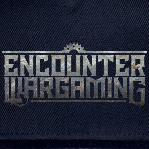Encounter Wargaming Cap - Snapback Baseball Cap
