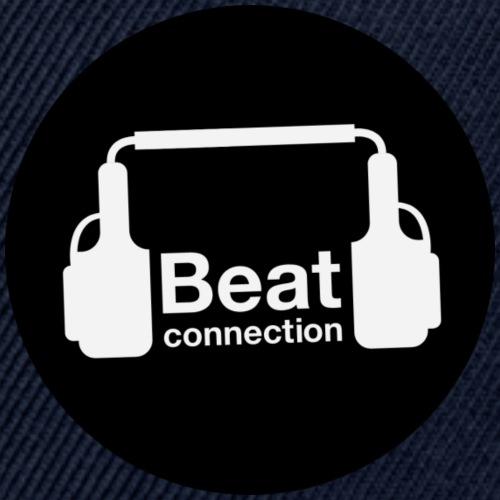 Beat connection black & white - Snapback Baseball Cap