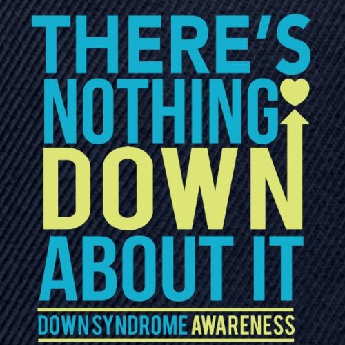 Down syndrome Awareness - Snapback Baseball Cap