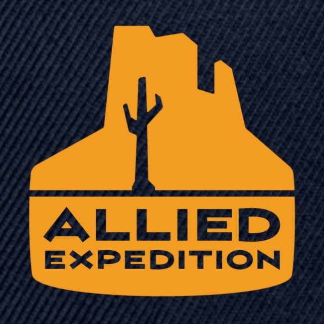Allied Expedition | Logo Cap