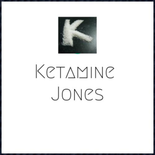Ketamine Jones - Snapback Baseball Cap