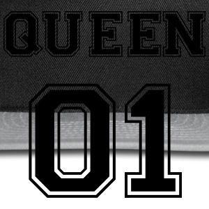 Queen_1 - Snap-back Baseball Cap