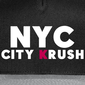 NYC City Krush - Snap-back Baseball Cap