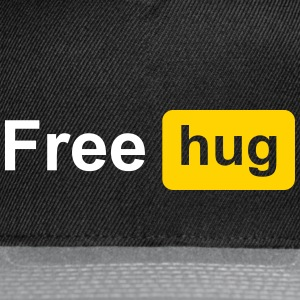 Free HUG - Snap-back Baseball Cap