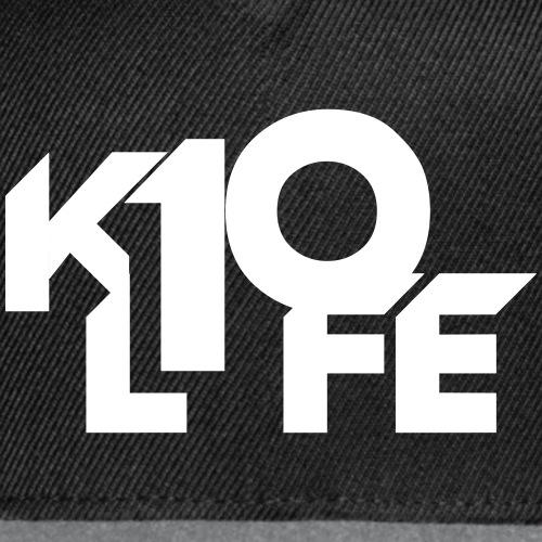 K10 Life Hat - Snap-back Baseball Cap