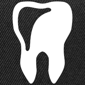 tooth - dentist - Snap-back Baseball Cap