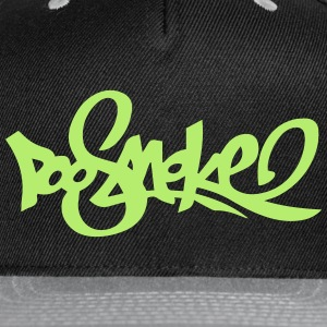 PooSmoke P2 - Snap-back Baseball Cap
