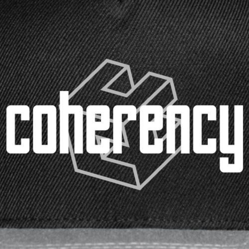 Coherency Hat C Cube Logo - Snap-back Baseball Cap